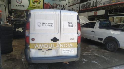 Sucata Fiat Doblo Atena Amb 1.4 Fire Ano 2014