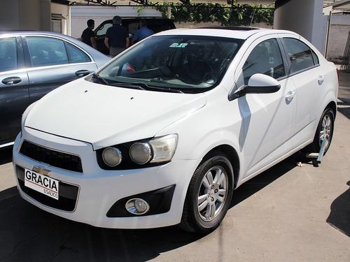 Chevrolet Sonic Lt 1.6 At 2012