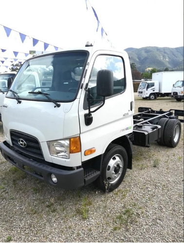 Camión Hyundai Hd55 Modelo 2019 4toneladas 5años De Garantia