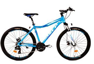 Bicicleta Mtb Alum Slp 100 Pro Lady Mujer Rodado 27.5 21 Vel. Shimano - Disco - Suspención
