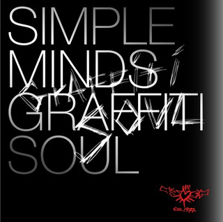 Cd Simple Minds Graffiti Soul En Stock Musicanoba