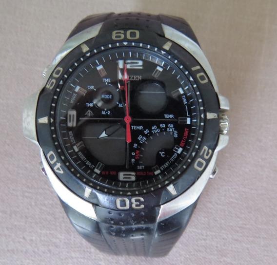 Reloj Citizen Promaster Js2060-08e
