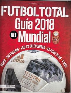 Revista Futbol Total Especial Guia Rusia Mundial 2018