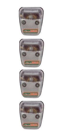 Conjunto 4 Lanterna Vigia Dianteiro Marcopolo Rodoviario G5