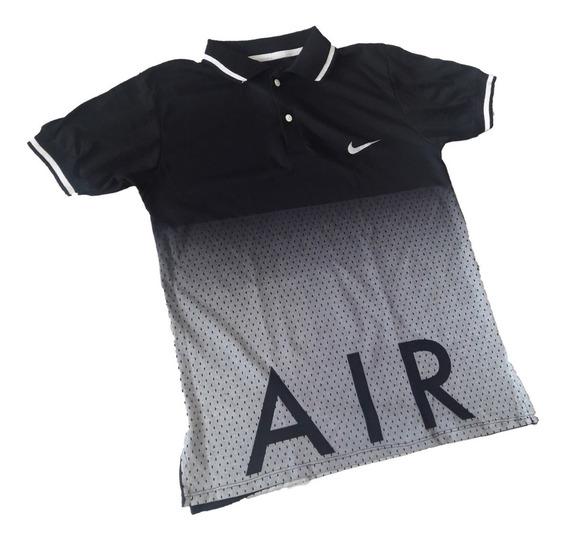 Franelas Caballero Tipo Chemise Nike Jordan Algodón