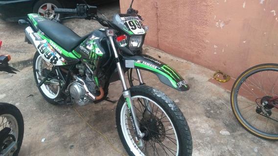 Yamaha Xtz 125 K