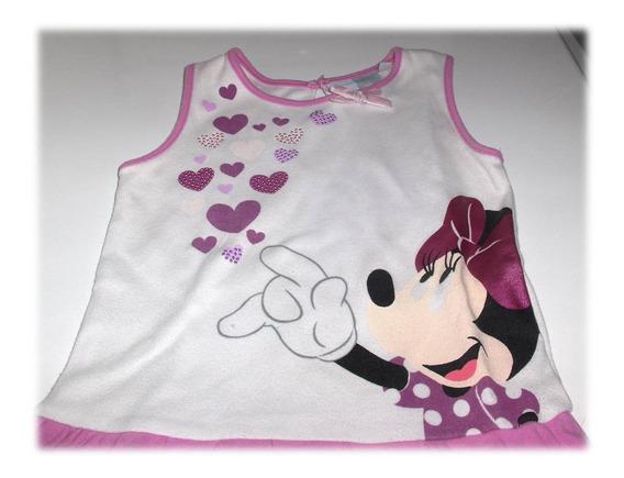 Vestido De Niña Epk - Minnie Mouse Talla 23 Meses