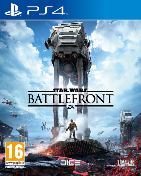 Jogos Ps4 1ª Sw Battlefront, Shadow Of Mordor E Wolfenstein