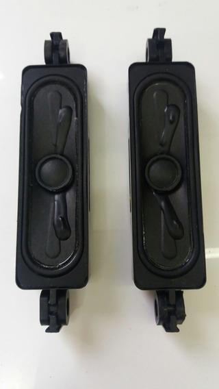 Alto Falantes Semp Toshiba Dl2971 Original 2 Pçs