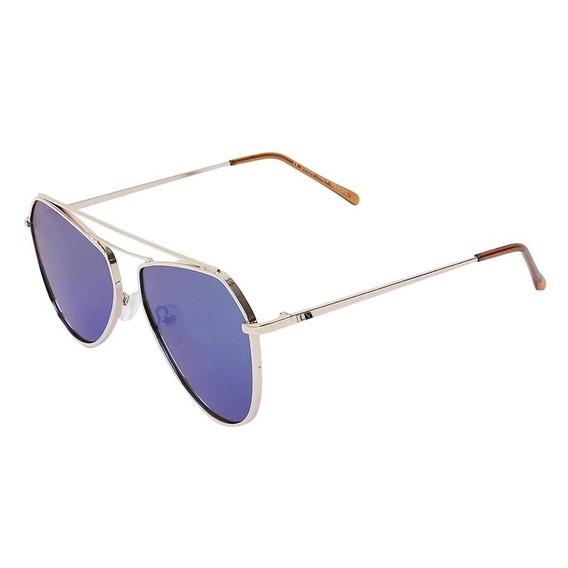 Óculos De Sol Feminino Luma Ventura Kemily Prata