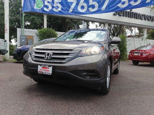 Imagen 1 de 15 de Honda  Cr-v  2014  5p Lx L4/2.4 Aut