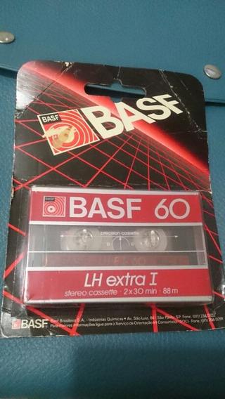 Basf Lh Extra 1 Fita Cassete K7