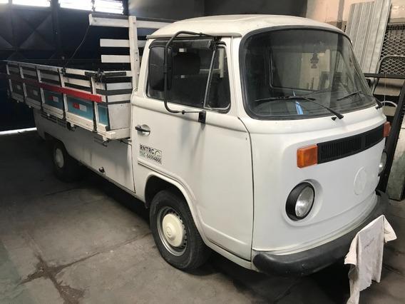 Volkswagen Kombi 1.6 2p Gasolina (carroceria/pick-up)