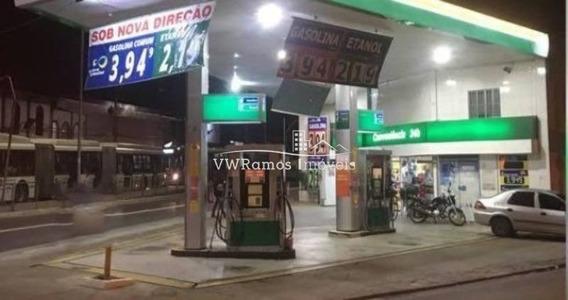 Posto De Gasolina Para Venda No Bairro Santo Amaro, 550 M² - 760