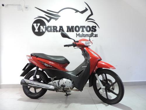 Honda Biz 125 Mais 2010 - Moto Linda Demais