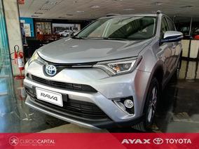 Toyota Rav4 Hybrid 2018 Gris Plata 0km