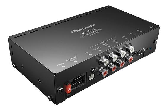 Procesador Equalizador Pioneer 1000a 4x50w Canales 13 Bandas