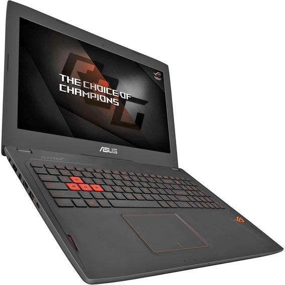 Asus Gl503 I7-8750h Fhd 15 Gtx 1050ti Ssd 500gb Nvme Ram 32