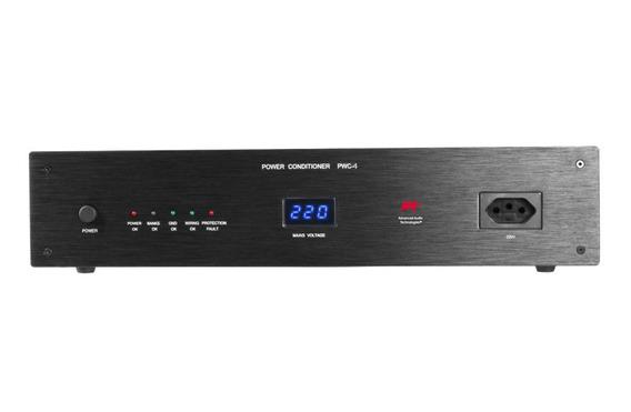 Condicionador De Energia 220/110 Aat Pwc-4 Melhor Que Upsai