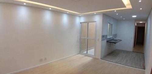 Cobertura Com 2 Dormitórios À Venda, 110 M² Por R$ 415.000,00 - Vila Alice - Santo André/sp - Co5339