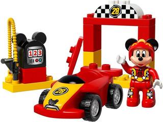 Lego Duplo 10843 Mickey Mouse Corredor De Carreras Original