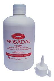 Mosadal - Loçao Emoliente Para Pedicure E Manicure