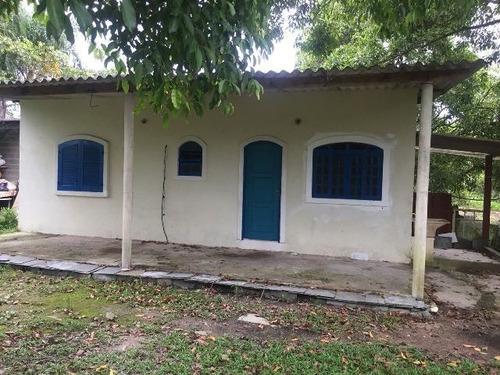 Chácara Com Pé De Frutas, 1 Dormitório, Em Itanhaém