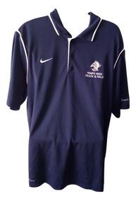 Playera Sportwear Coach Bufalo G Usada Dri Fit Nike Original
