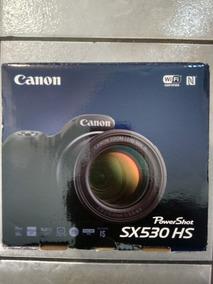 Canon Powershot Sx530 Hs + Kit, Bolsa E Bateria Extra