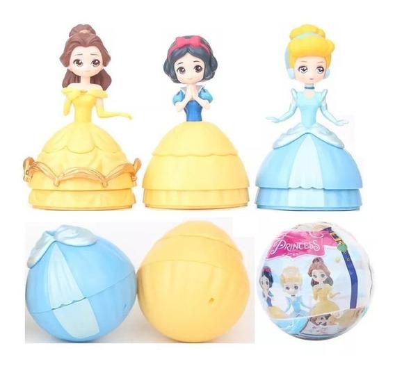 Lol Surprise Princesas Disney Com 3 Bella Cinderela Branca