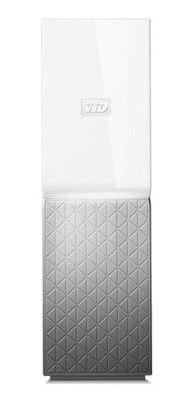 Disco rígido externo Western Digital My Cloud WDBVXC0020HWT 2TB branco
