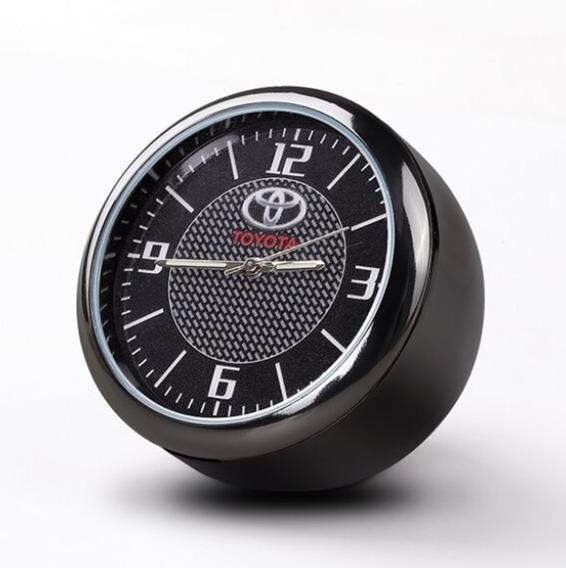 Acessorios Toyota Relogio Corolla Etios Prius Yaris Camry
