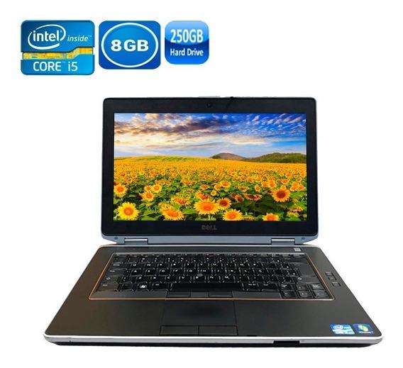 Notebook Dell E6420 I5 2° Geração 8gb Hd250gb + Bateria Nova