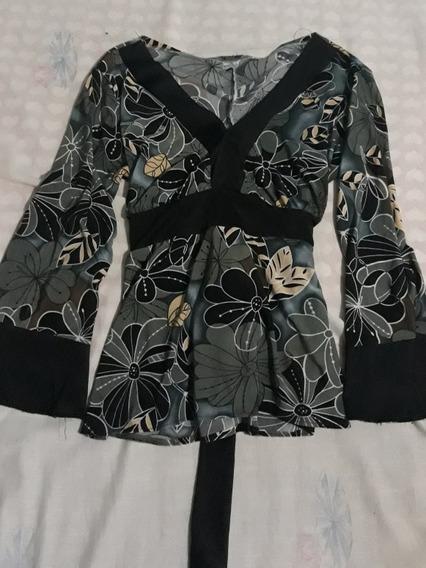 Blusa De Vestir Talla Unica