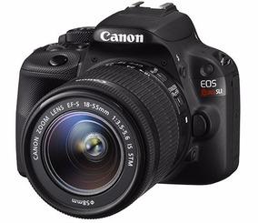 Câmera Dslr Canon Eos Rebel Sl1 18 Mp Sensor Cmos, Lcd 3,0¿