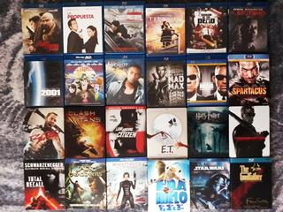 Películas Bluray Seminuevas Desde $80 !!!!