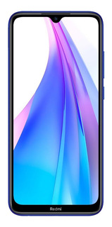 Xiaomi Redmi Note 8T Dual SIM 128 GB Azul-estelar 4 GB RAM