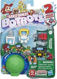 Transformers Mini Figuras Botbots E3486 Hasbro