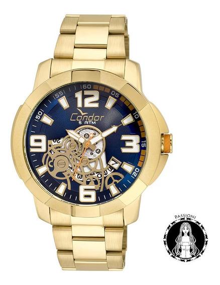Relógio Condor - Co2415bi/4a C/ Nf E Garantia O