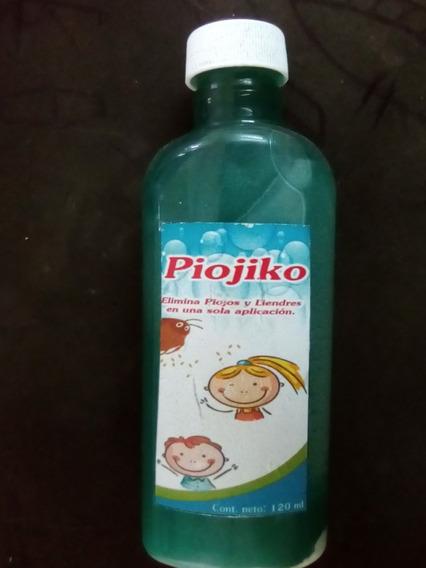 Shampoo Para Eliminar Piojos Y Liendres De 1 Sola Aplicación