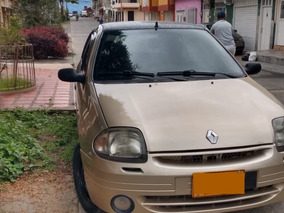 Clio Rte 2002 Excelentes Condiciones