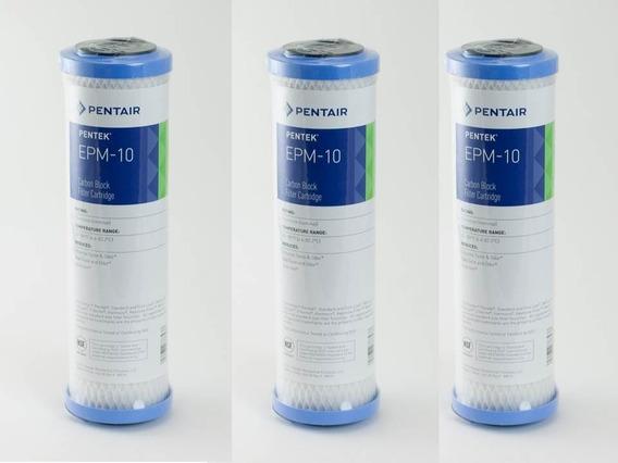 Cartuchos Filtro Agua Cloro Sedimentos X 3 Unidades