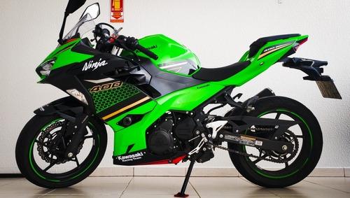 Imagem 1 de 7 de Kawasaki  Ninja 400 Krt