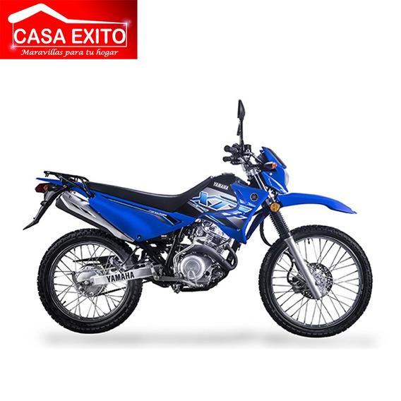 Moto Yamaha Xtz125e Año 2019 125cc Az/bl/ne
