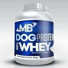 Proteína Para Perros 100%whey-by Monster Bull´s+dieta Gratis
