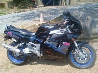 Suzuki Gsxr 1100ccw