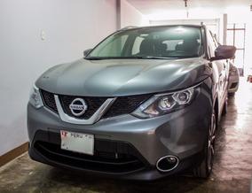 Nissan Qashqai 4x4 2016 Re Full Equipo Griss Poco Uso