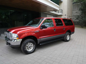 Ford Excursion Full Equipo 9 Pasajeros 4x4 2004 Impecable!!!