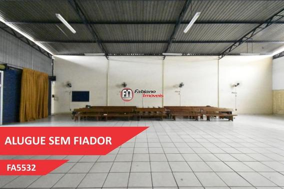 Galpão Com 360m² Ideal Para Igrejas Para Alugar No Sinimbu. - 5532