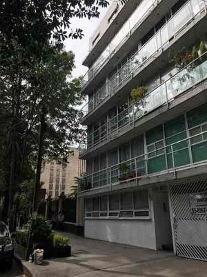 Renta Amplio Departamento En La Condesa